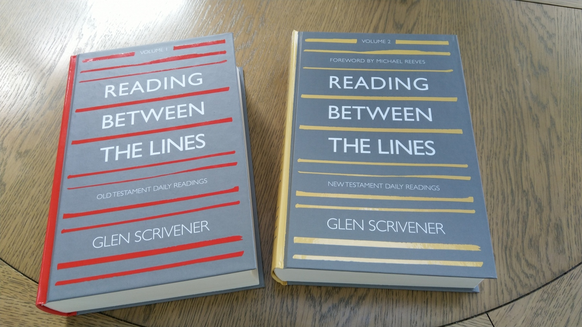 Reading Between the Lines – Daily BibleReadings